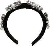 Dolce & Gabbana embellished hair band - women - Silk/Viscose - One Size