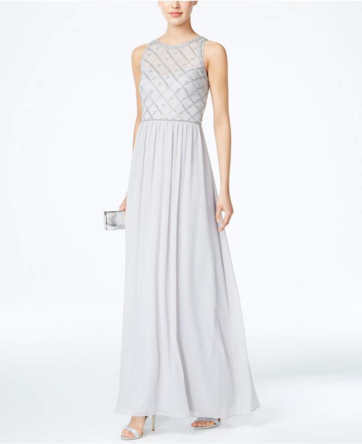 301f359c846 Silver Evening Dresses - ShopStyle
