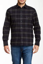 John W. Nordstrom Elbow Patch Shirt Jacket