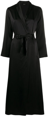 La Perla Silk Silk Long Robe