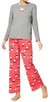 Hue Polar Tubing Two-Piece Pyjama Set