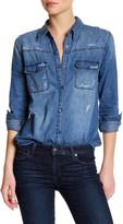 Joe's Jeans Melani Button Up Shirt
