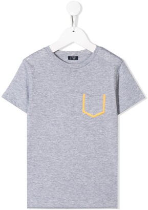Il Gufo pocket T-shirt