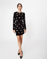 Nicole Miller Evil Eye Dress
