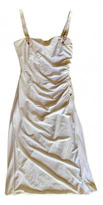 La Perla White Dress for Women