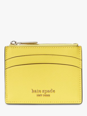 Kate Spade Spencer Leather Coin Card Holder