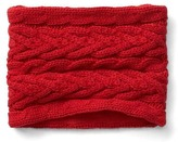 Gap Cable knit neckwarmer