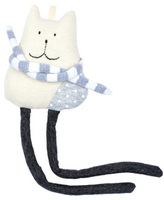 Smallable Hang-Up Cat Soft Toy