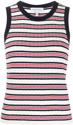 ODYSSEE Liberte knitted vest