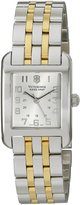 Victorinox Women's 24168 Alliance Analog Display Swiss Quartz Two Tone Watch