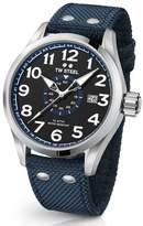 TW Steel Men's Volante Textile Strap Watch, 45Mm