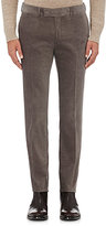 Ralph Lauren Purple Label Men's Eton Cotton Pants-GREY