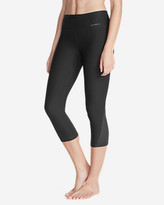 Eddie Bauer Women's Movement Mesh Capris