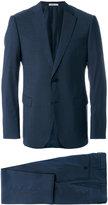 Armani Collezioni stitching detail two-piece suit