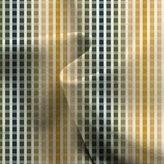 "IYUEGO 35 Sizes Available (Set of 1 panel) (72""W x 96""L) Grommet Top Print Multi Color Plaid Luxurious Velvet Window Treatment Draperies & Curtains Panels"