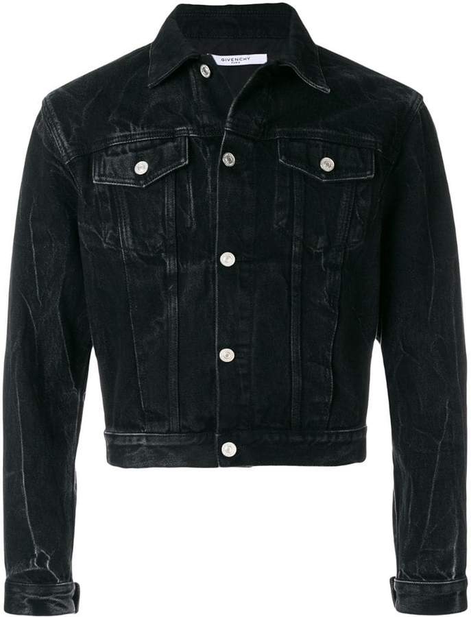 Givenchy slim-fit denim jacket