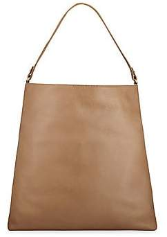 GiGi New York Women's Harlow Pebbled Leather Hobo Bag