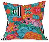 DENY Designs Navy Modern Throw Pillow