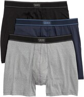Saxx Daytripper 3-Pack Boxer Briefs
