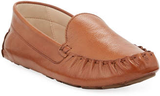 Cole Haan Evelyn Leather Moccasin Drivers
