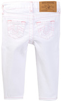 True Religion Single End Jean (Baby Girls)