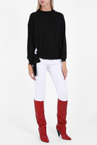 Etoile Isabel Marant Kali Side Tie T-Shirt