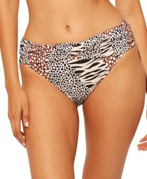 BLEU by Rod Beattie Sarong Hipster Bikini Bottoms Women's Swimsuit