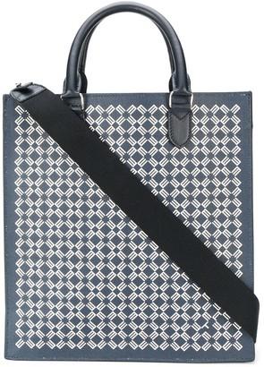 Etro Geometric Print Tote Bag