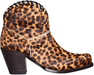 Alice + Olivia Kaira Leopard Print Boot