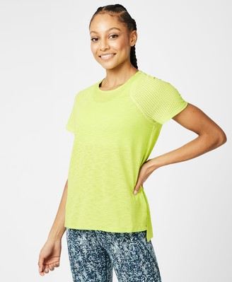 Sweaty Betty Breeze Short Sleeve Running T-Shirt