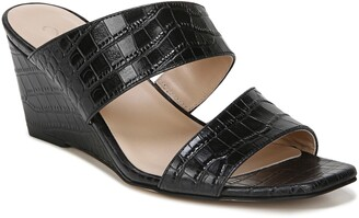 27 Edit Vennice Wedge Slide Sandal