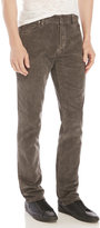 James Perse Heavy Stretch Corduroy Pants