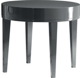 Andrew Martin Crecy Charcoal Large Side Table