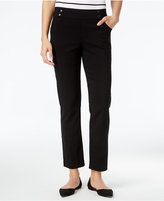 Style&Co. Style & Co. Slim-Fit Ankle Pants, Only at Macy's