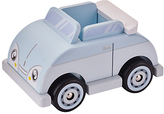 John Lewis Doll's House Blue Car