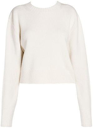 Bottega Veneta Back-Cutout Sweater