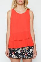 Willow & Clay Bella Asymmetric Tank