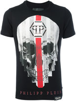 Philipp Plein graphic T-shirt - men - Cotton - M