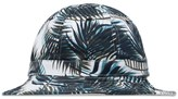 Saturdays Nyc Charles Palm Reversible Bucket Hat