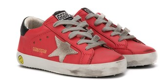 Golden Goose Kids Old School low-top sneakers
