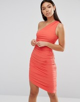 AX Paris One Shoulder Bodycon Dress