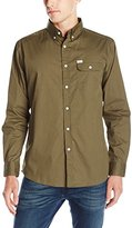 Matix Clothing Company Men's Eli Poplin Long Sleeve Shirt