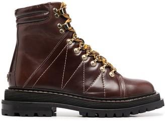 Sandro Elton ankle boots