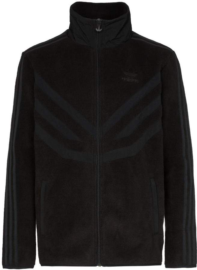 adidas polar fleece track jacket