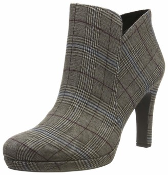 Tamaris 1-1-25036-23 Womens Ankle Boots