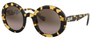 Miu Miu Sunglasses, Mu 06US 48