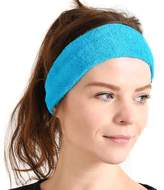 Charm Casualbox Unisex Sports Headband - Sweat Wicking Cotton Headbands for Yoga