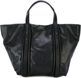 DKNY oversized tote - women - Leather - One Size