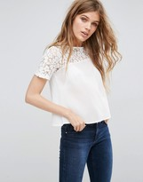 Girls On Film Lace Top