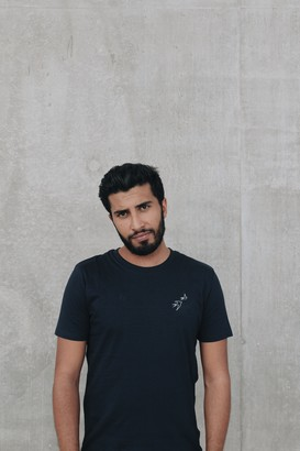 From Craft. - Teeshirt Swallows - xs | organic cotton | navy - Navy